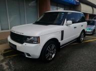 Land Rover Range Rover Vogue 2011