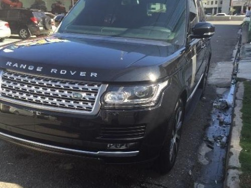 Land Rover Range Rover Vogue 2014