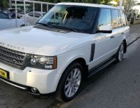 Land Rover Range Rover Vogue Supercharged 2010