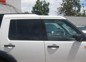 Land Rover Discovery 3 2007