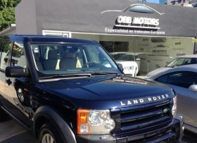 Land Rover Discovery 3 HSE 2008