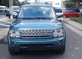 Land Rover Discovery 4 2011