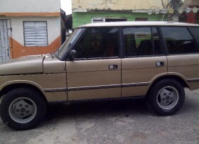 Land Rover Range Rover 1988 Gas  Una Verdadera Ganga