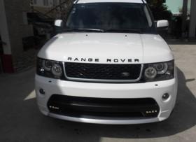 Land Rover Range Rover Autobiography SDV8 2011