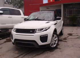 Land Rover Range Rover EVOQUE Dynamic 2016