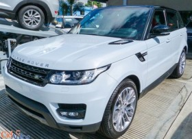 Land Rover Range Rover Sport HSE 2016