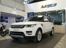 Land Rover Range Rover Sport HSE LUXURY 2014