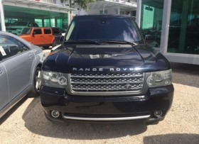 Land Rover Range Rover SuperCharge 2010