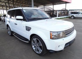 Land Rover Range Rover SuperCharge 2011