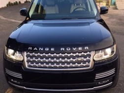 Land Rover Range Rover SuperCharge 2014
