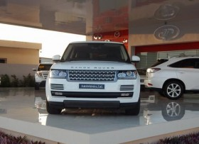 Land Rover Range Rover SuperCharge Limited Edition 2013
