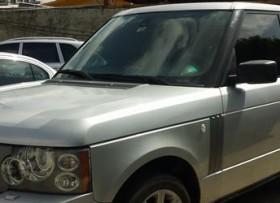 Land Rover Range Rover Vogue 2006