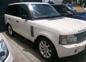 Land Rover Range Rover Vogue HSE 2008