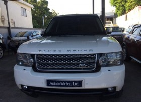 Land Rover Range Rover Vogue SE V8 2010