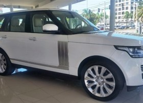 Land Rover Range Rover Vogue Supercharged 2015