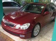Lexus Gs300 99 Rojo Inmaculadas Condiciones