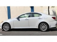 Lexus IS 250 2009 Blanco