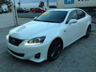 Lexus IS 250 F TYPE SPORT PACKAGE 2012