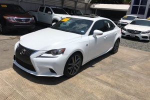 Lexus IS 250 F TYPE SPORT PACKAGE 2014