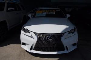 Lexus IS F 2015