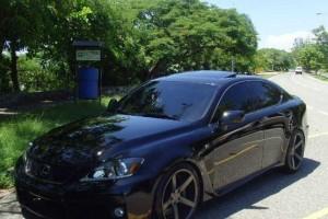 Lexus IS F2008