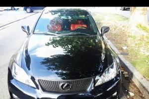 Lexus IS F2009