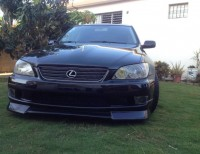 Lexus IS300 No altezza