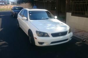 Lexus Is 300  NO ALTEZZA 2001