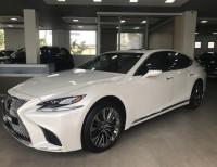 Lexus LS 2019