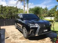 Lexus LX 2017
