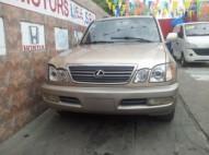 Lexus LX 470 2000 Dorada