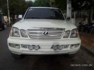 Lexus LX 470 2004 Full