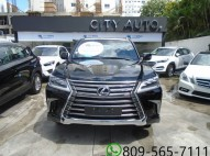 Lexus LX 570 2018