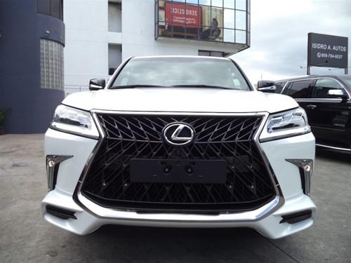 Lexus LX 570 F Sport 2018