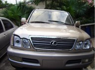 Lexus Lx 470 2000 super carros vehiculos s