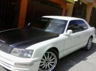 Lexus celcior 2001 japones