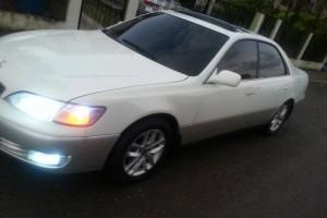 Lexus es300 01 toyota