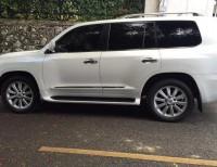 Lexus lx 570 blanca
