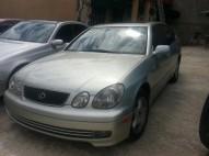 Lexus rx 330 2004 negra