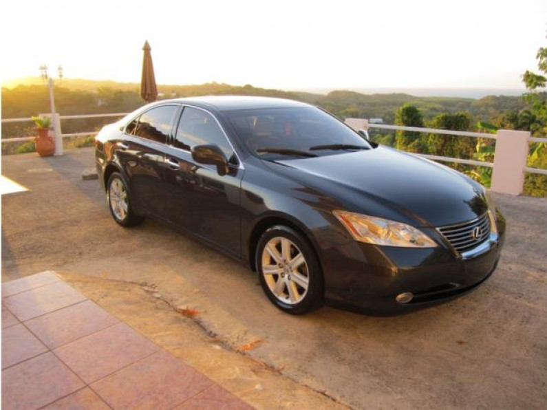 Lexus ES 350 Excelentes Condiciones