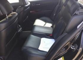 Lexus GS 350 Negro