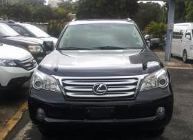 Lexus GX 2012