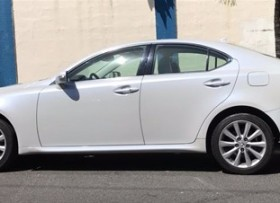 Lexus IS 250 AWD 2009