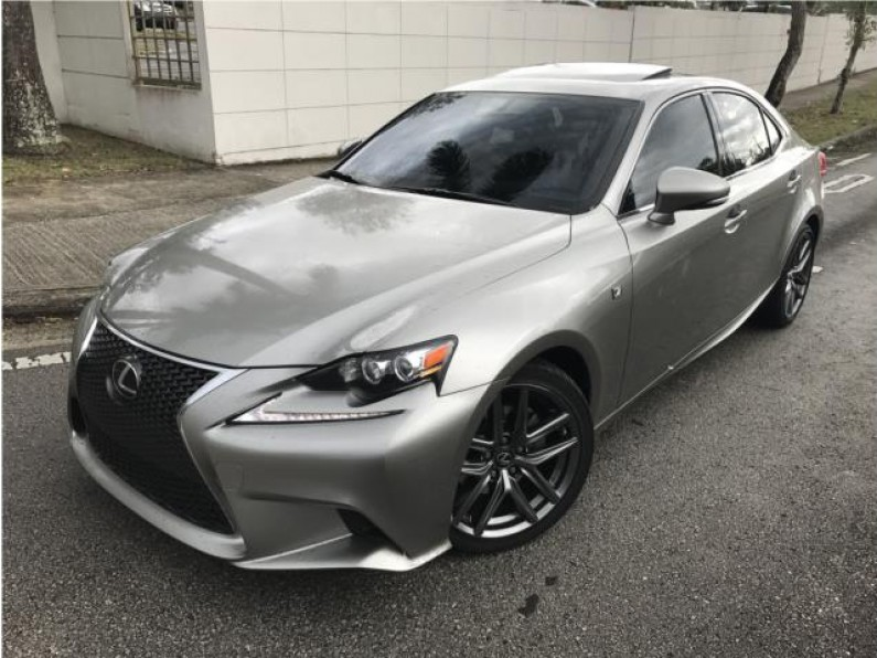 Lexus IS 250 F-Sport 2014
