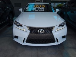 Lexus IS 350 F Sport 2015