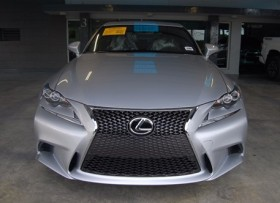 Lexus IS 350 F Sport 2016