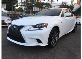 Lexus IS 350 Fsport 2015