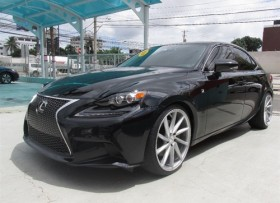 Lexus IS F 2014