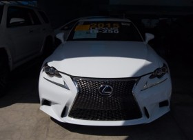 Lexus IS F 2015