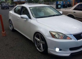Lexus Is250 2009 Blanco